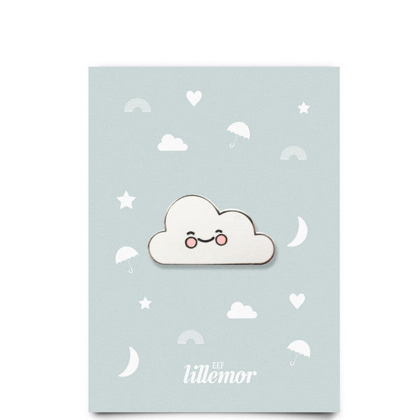 Pin CLOUD, Eef Lillemor