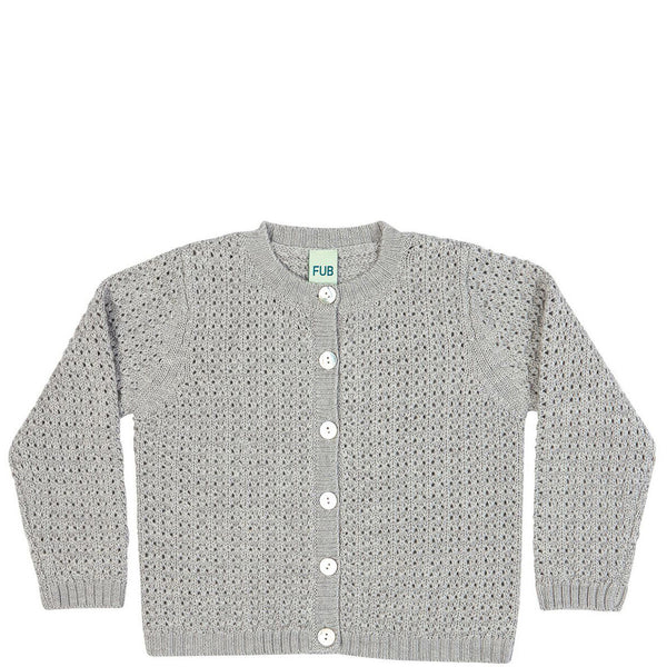 Strickjacke, Merinowolle, FUB Childrenswear