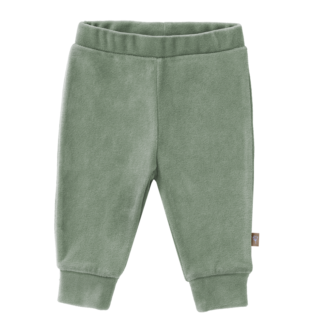 Nicky-Hose FOREST GREEN, Fresk Babywear