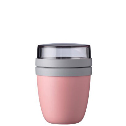 Lunchpot ELLIPSE MINI rose, Mepal