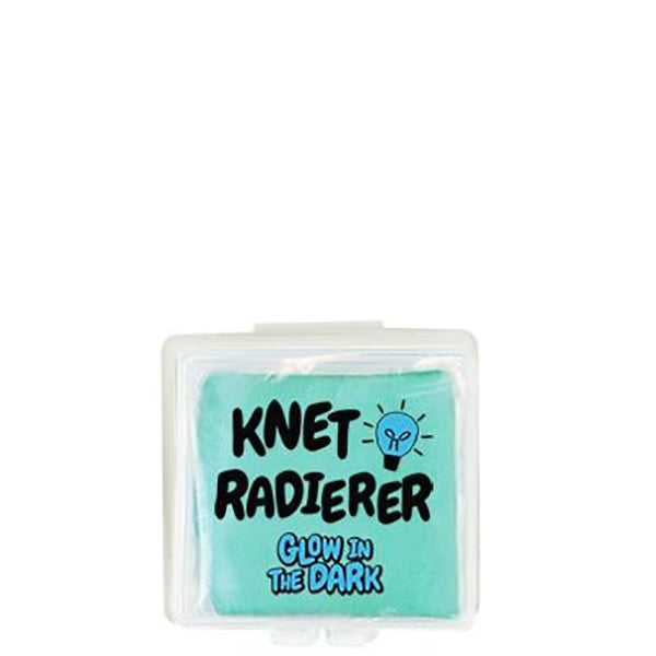 Knetradierer GLOW IN  THE DARK