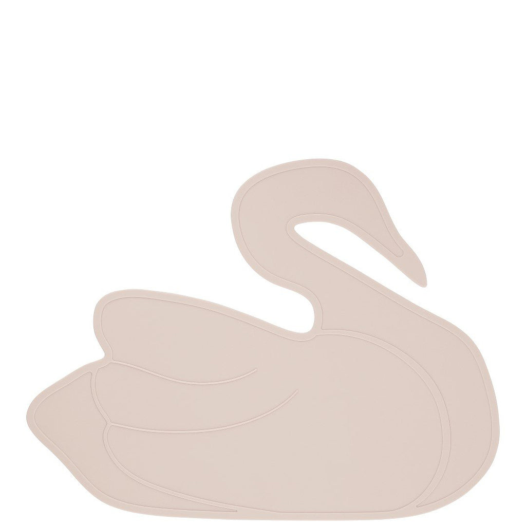 Tisch-Set SCHWAN blush, By Lille Vilde