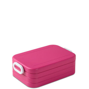 Lunchbox TAKE A BREAK, pink von Rosti Mepal