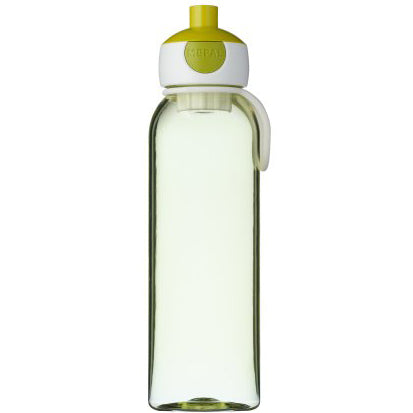 Trinkflasche CAMPUS POP UP lime von Rosti Mepal
