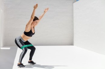"The ""Must-Try"" 5 Minute Lower Body Strength Routine"