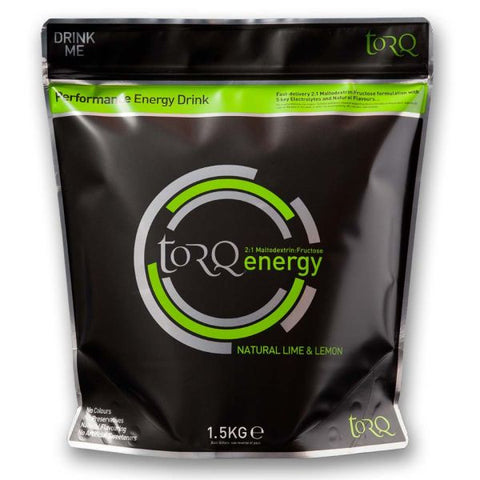 Torq Energy Lime & Lemon 1.5kg