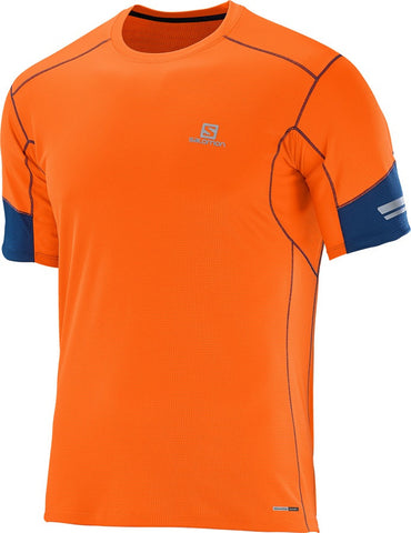 Salomon Agile SS Tee Men