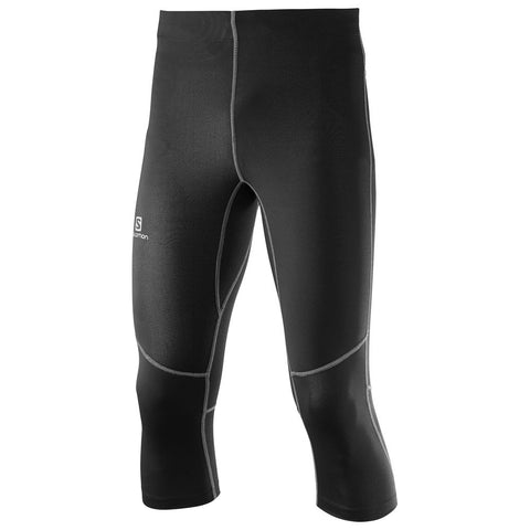 Salomon Agile 3/4 Tight Men (Black)
