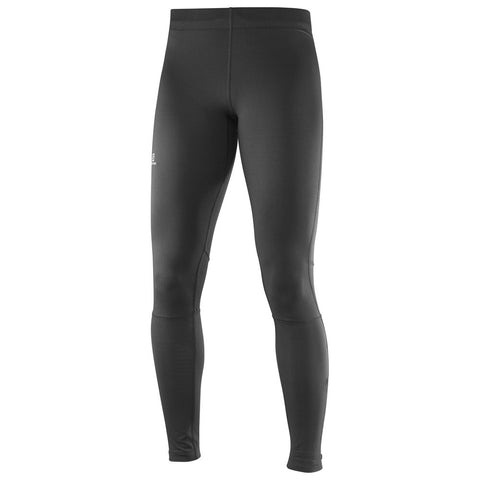 Salomon Agile Long Tight Women (Black)