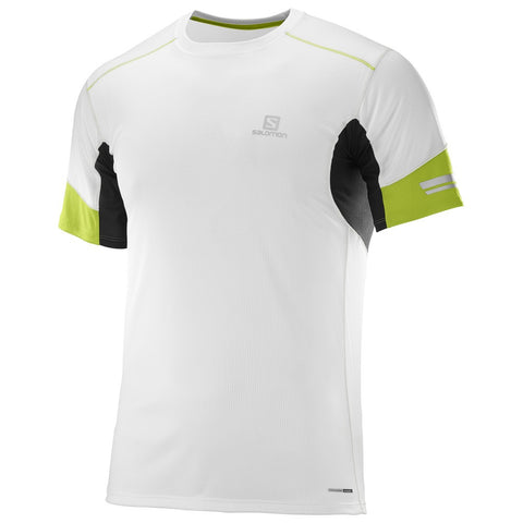 Salomon Agile SS Tee Men (White)