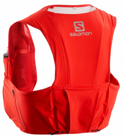 Salomon S/Lab Sense Ultra 8 Set (Red)