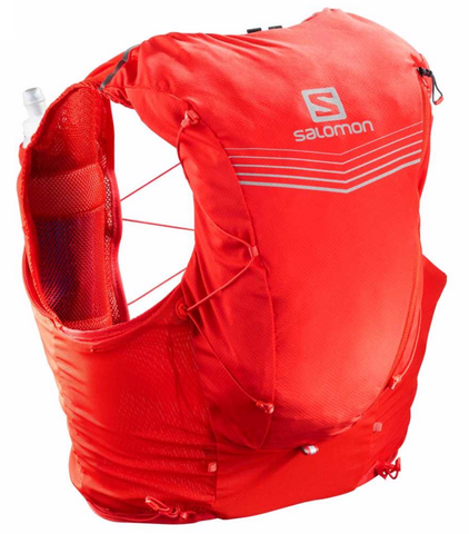 Salomon Adv Skin 12 Set (Red)