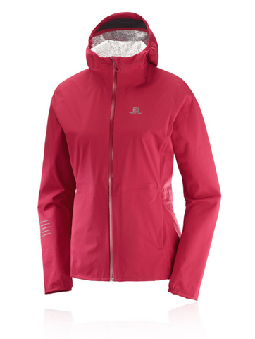 Salomon Lightning Pro WP Jacket Women (Rose Violet)