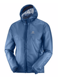 Salomon Bonatti Race Jacket Men - Blue