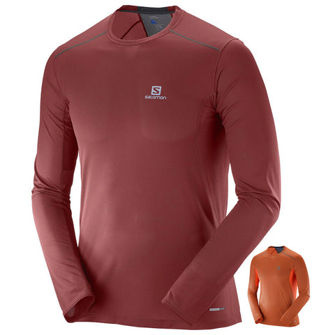 Salomon Trail Runner LS Tee Men