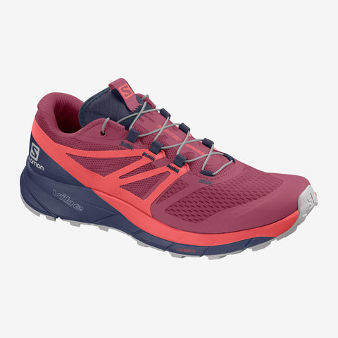Salomon Sense Ride 2 Women (Malaga)