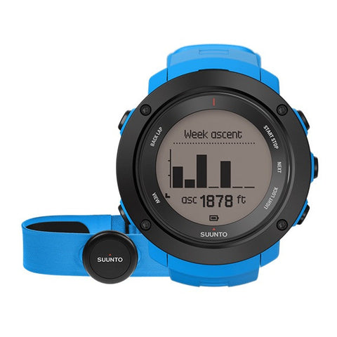 SUUNTO AMBIT VERTICAL BLUE (HR)