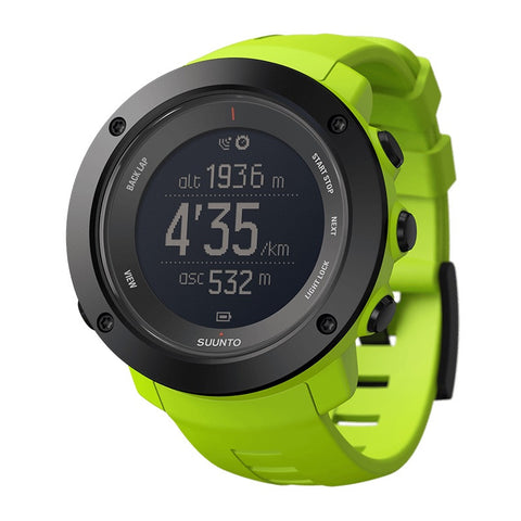 SUUNTO AMBIT VERTICAL LIME (HR)