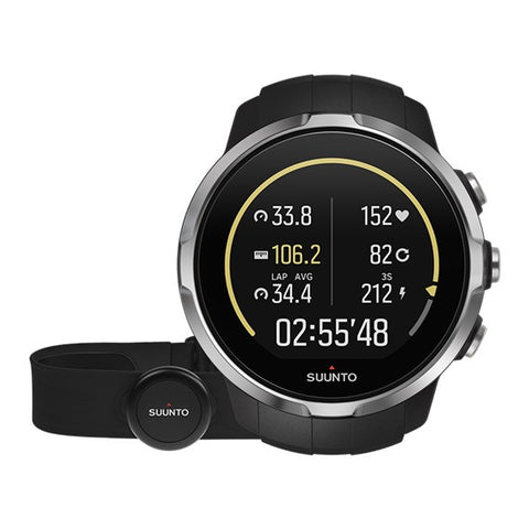 SUUNTO SPARTAN SPORT BLACK (HR BELT)