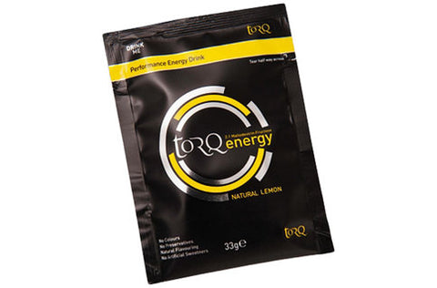 Torq Energy Natural Lemon 33g