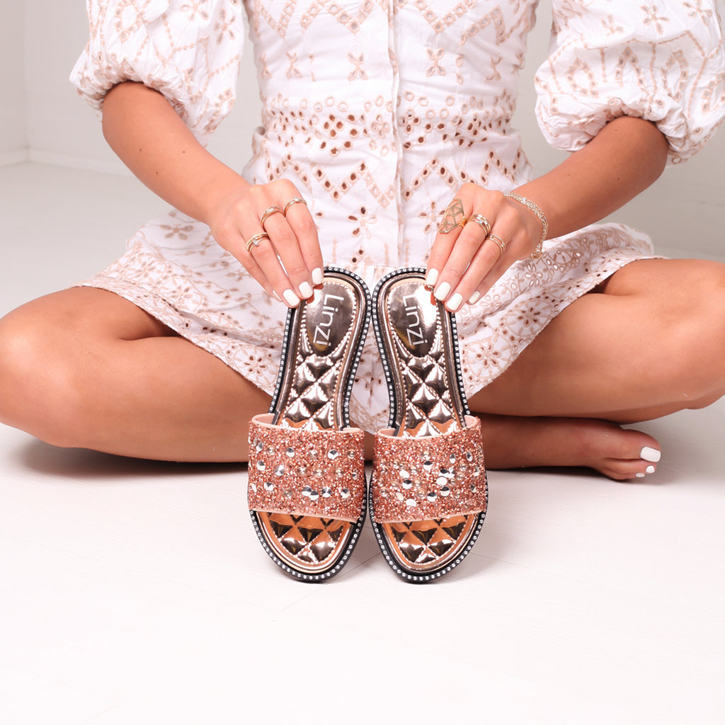 LIGHTENING - Sandals - linzi-shoes.myshopify.com