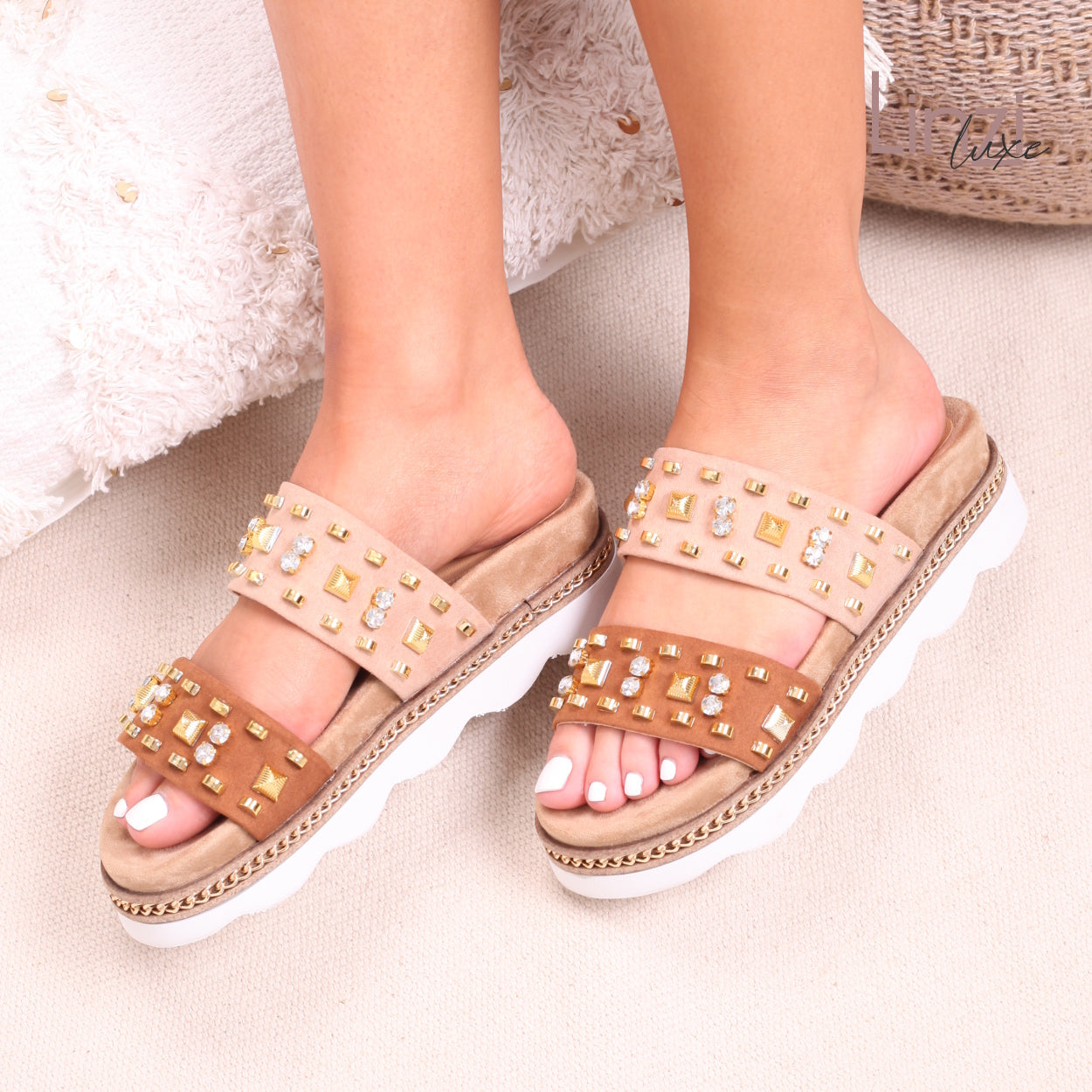 MONACO - Sandals - linzi-shoes.myshopify.com