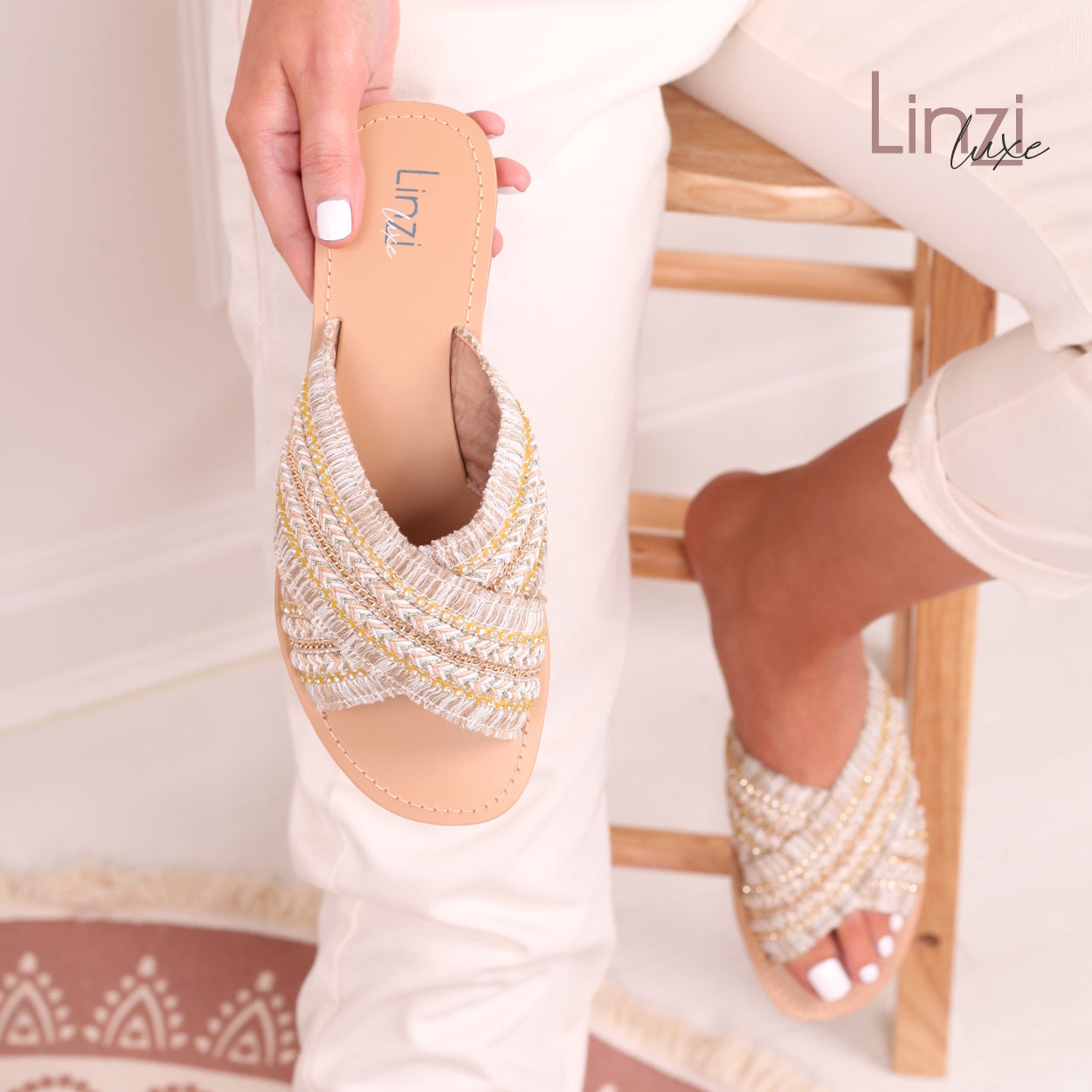 LILY - Sandals - linzi-shoes.myshopify.com