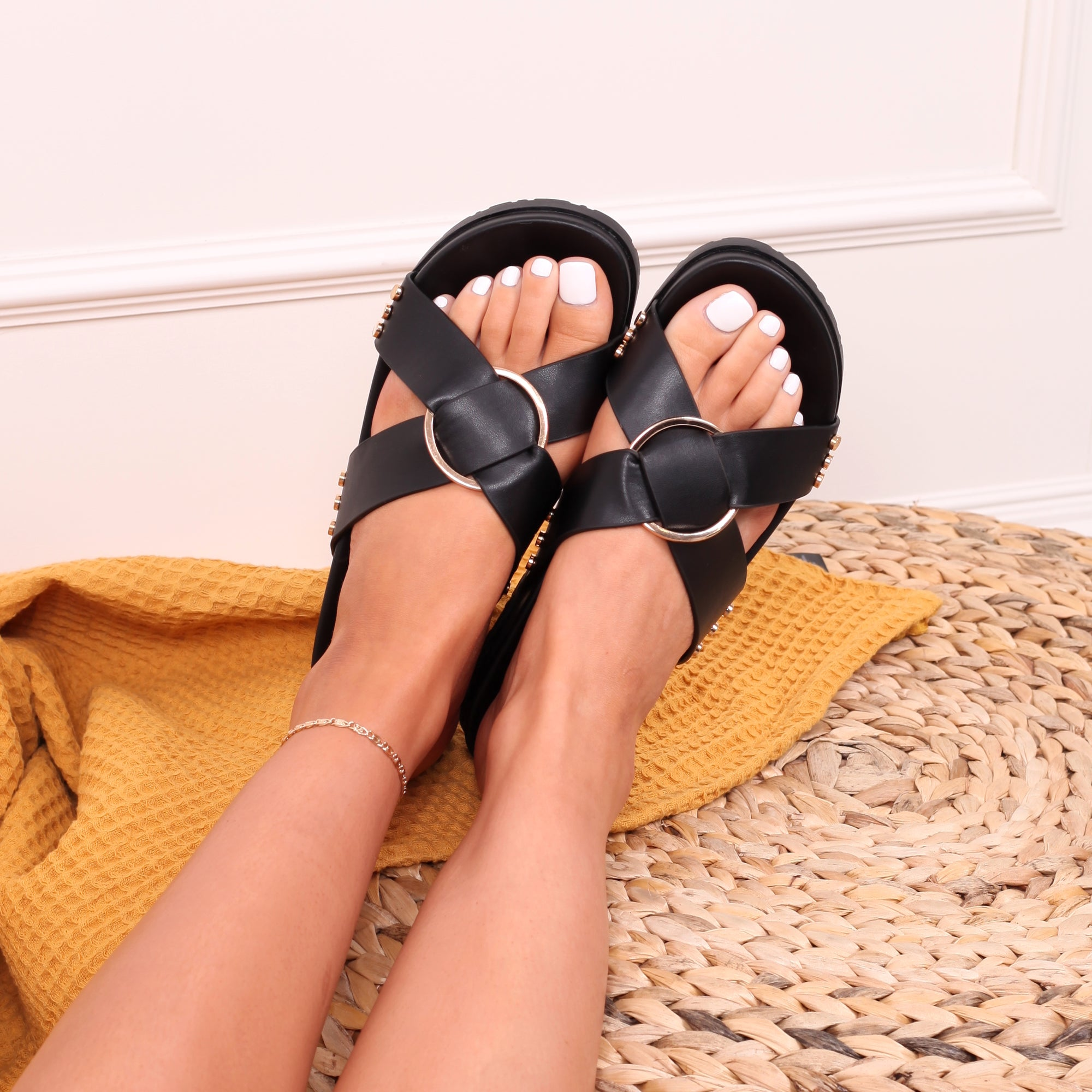 GWEN - Sandals - linzi-shoes.myshopify.com