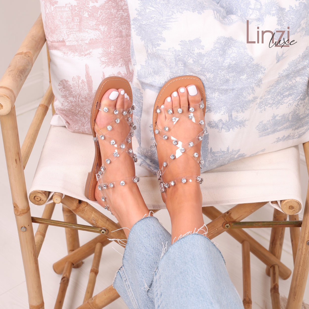 SMITTEN - Sandals - linzi-shoes.myshopify.com