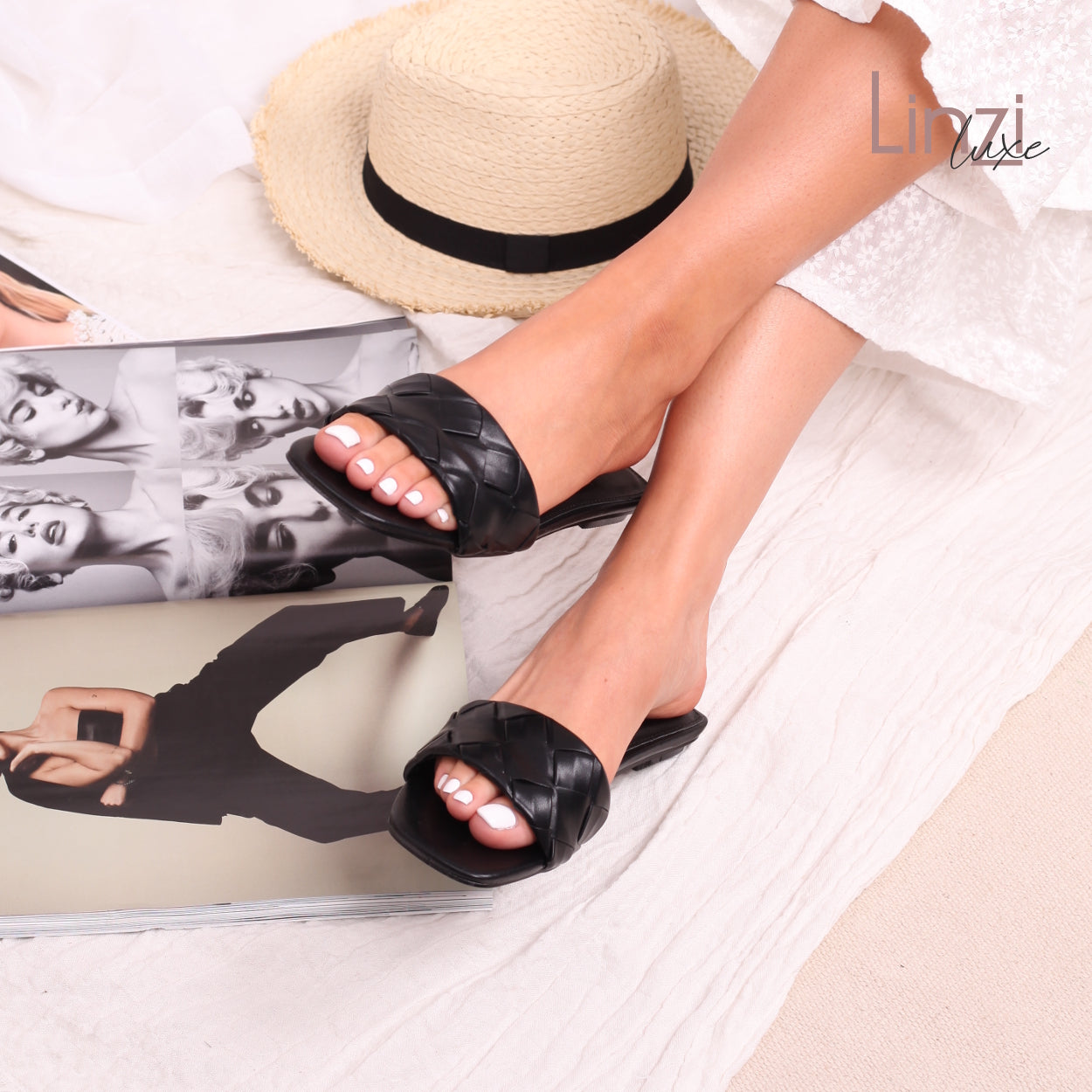 MILAN - Sandals - linzi-shoes.myshopify.com