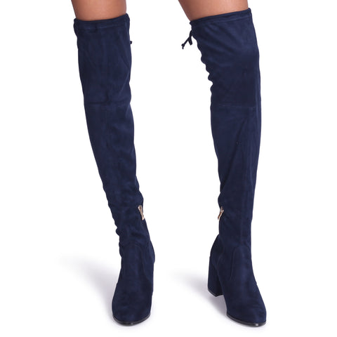 11942edc63c1 Over the Knee Boots  Thigh High Over the Knee Boots for Ladies · Linzi