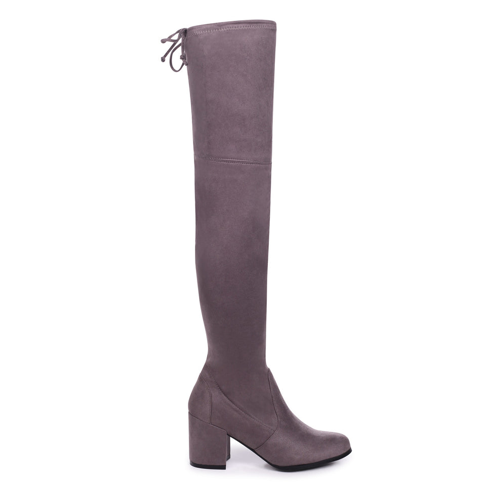 2652519e2be Over the Knee Boots  Thigh High Over the Knee Boots for Ladies · Linzi