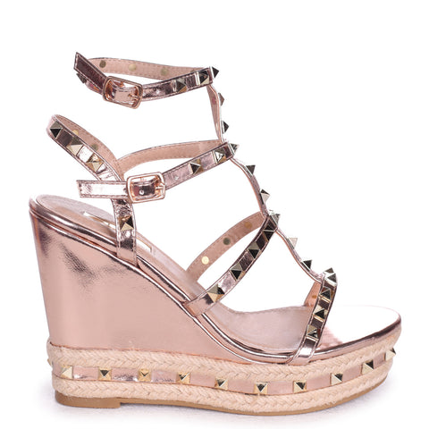 b8a1e6ed74 Women's Wedges: Wedge Boots & Wedge Shoes for Ladies · Linzi