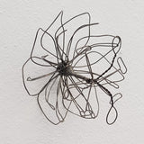 plain black wire passionflower