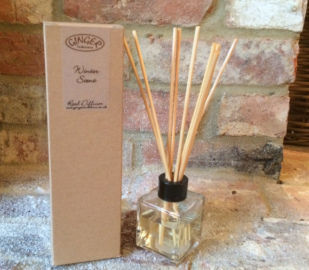 Reed Diffuser 100ml - Christmas - Winter Scent