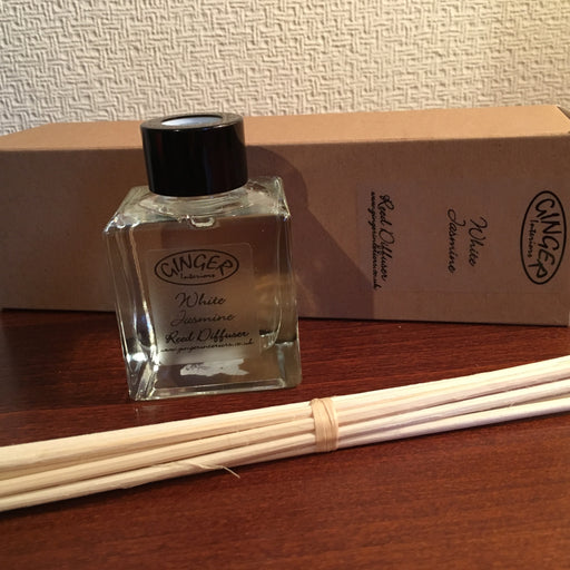 Reed Diffuser 100ml - Flowers - White Jasmine