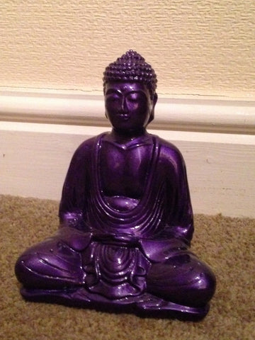 Purple Buddha - Gloss Finish (15cm)