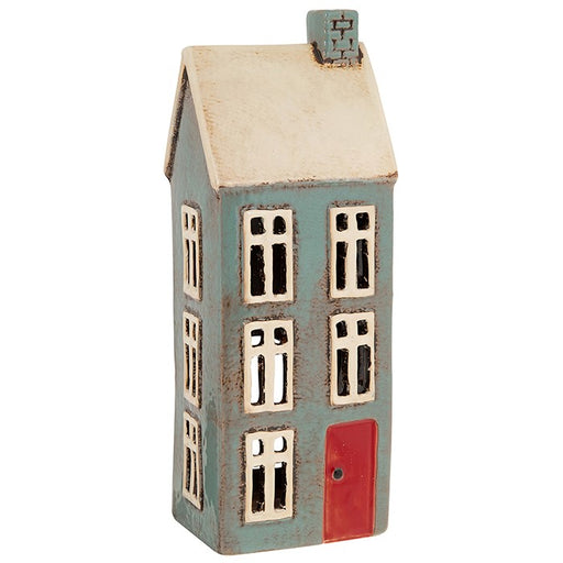 Cornish Village Pottery Lantern Tall Town House