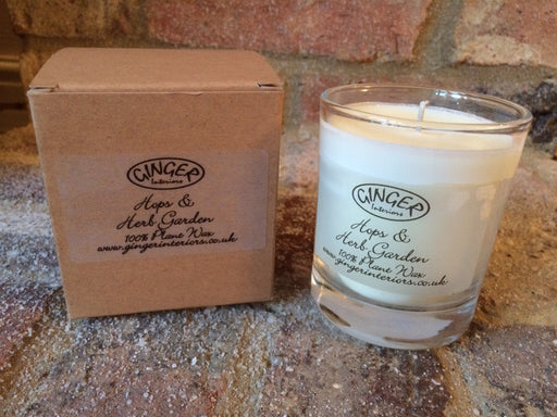 Scented Candle 20cl - Kitchen - Hops and Herb Garden