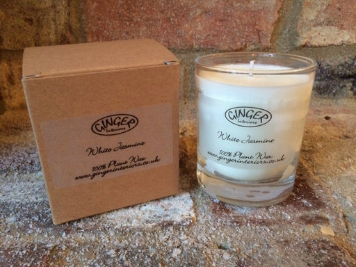 Scented Candle 20cl - Flowers - White Jasmine