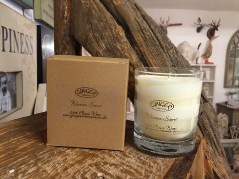 Scented Candle 30cl - Christmas - Winter Scent