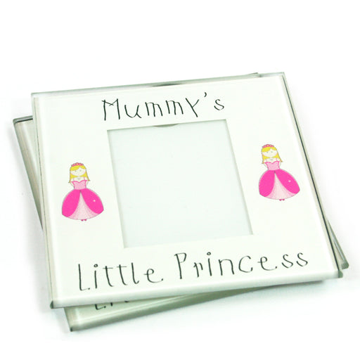 Photo Coasters - Mummy's Little Princess - Set of 2