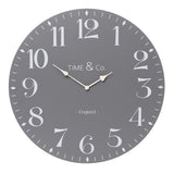 Time & Co Wall Clock - 50cm