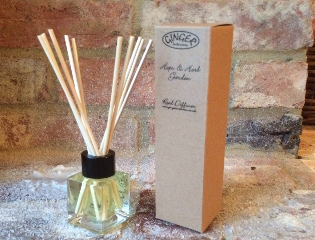 Reed Diffuser 50ml - Kitchen - Hops and Herb Garden