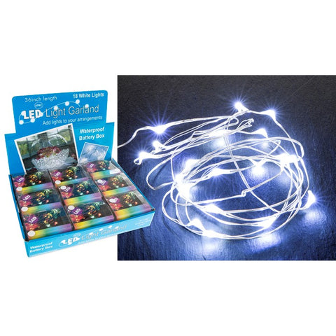 Firefly String Lights - LED Battery Operated String