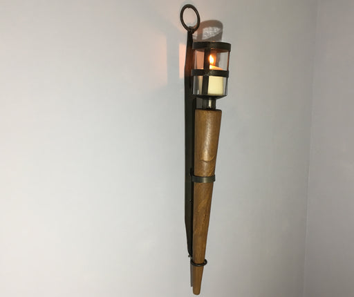 Medieval Wall Sconce - 90cm Torch Style