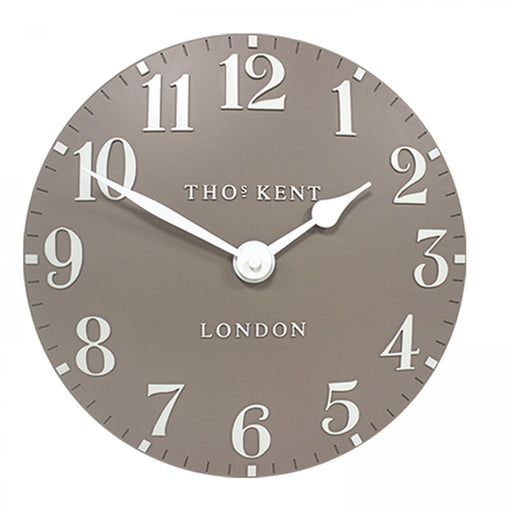 Thomas Kent Arabic Wall Clock - 20inch Clay - New for Spring 2020