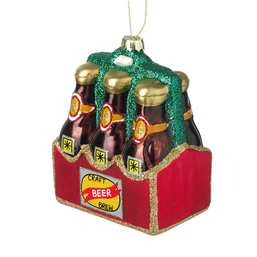 Craft Beer Novelty Christmas Tree Decoration