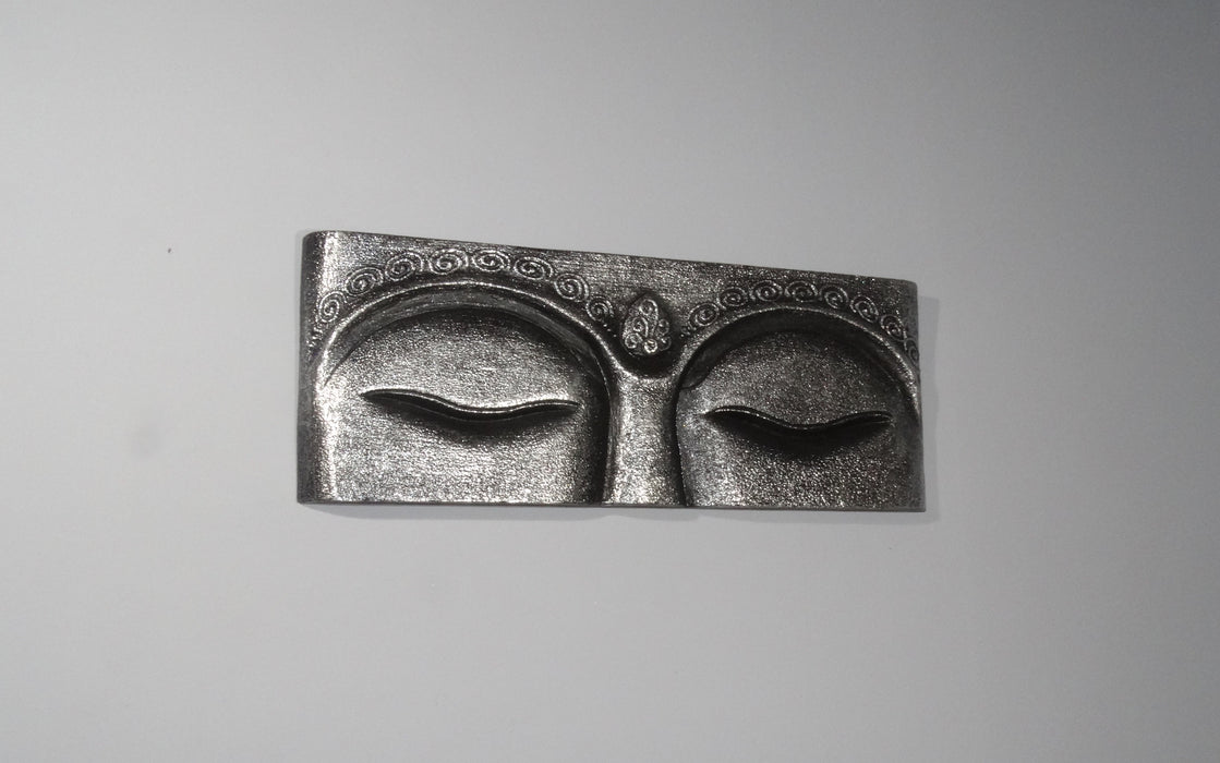 Buddha Eye Plaque - Fair Trade Wall Hanging