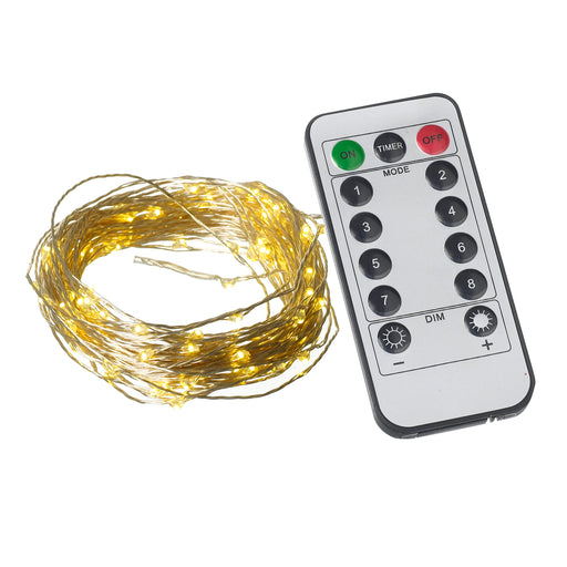 LED Christmas Posable Wire Lights
